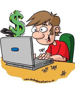 internet dinero: