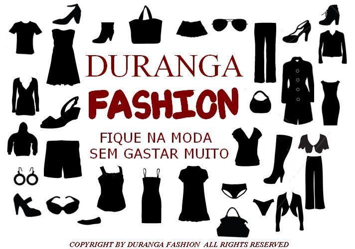 DURANGA FASHION: LOJA VIRTUAL & BAZAR ONLINE