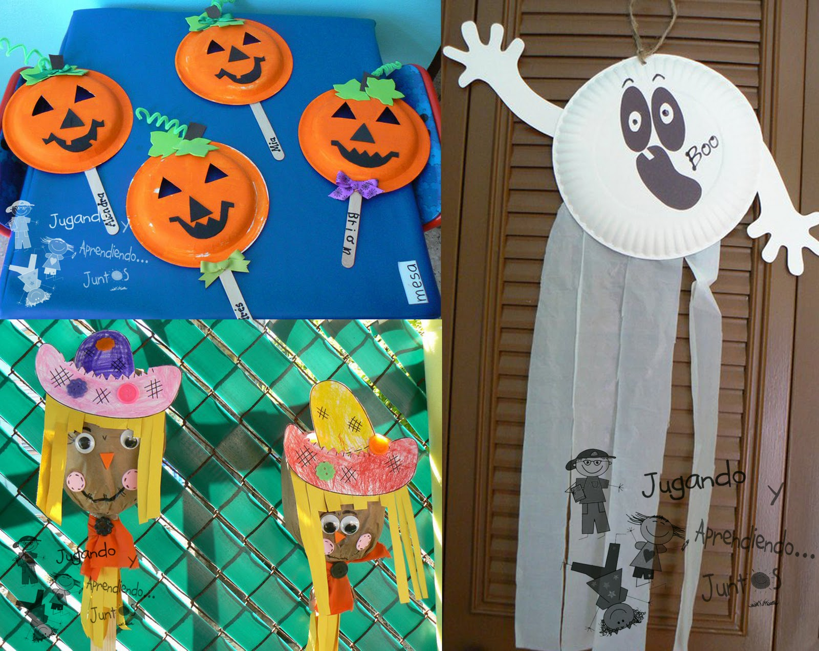 crafts for kids to make for halloween - Preschool Halloween Crafts Ideas