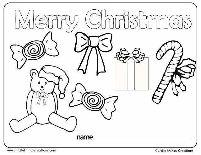Fara Design : Imprimible Gratis- Hoja de Navidad para Colorear