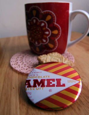 Tunnock's Badges, Online