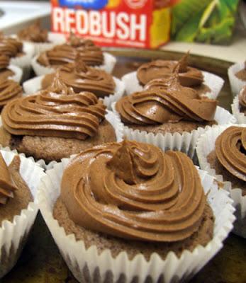Chilli Chocolate Cupcakes