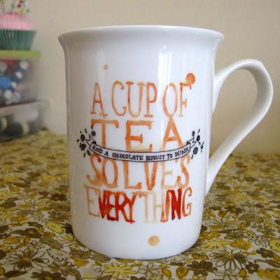 What a Lovely Mug