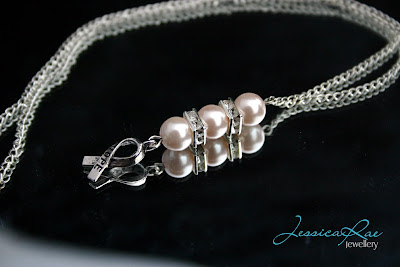 Jessica Rae Jewellery necklace