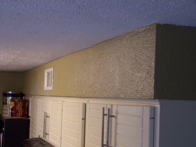 Should I Paint Underside Of Kitchen Cabinets