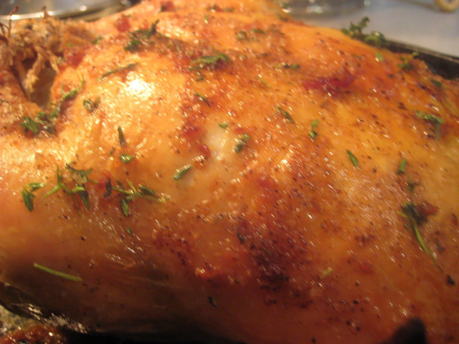 One Couple's Kitchen: Thomas Keller's Simple Roast Chicken
