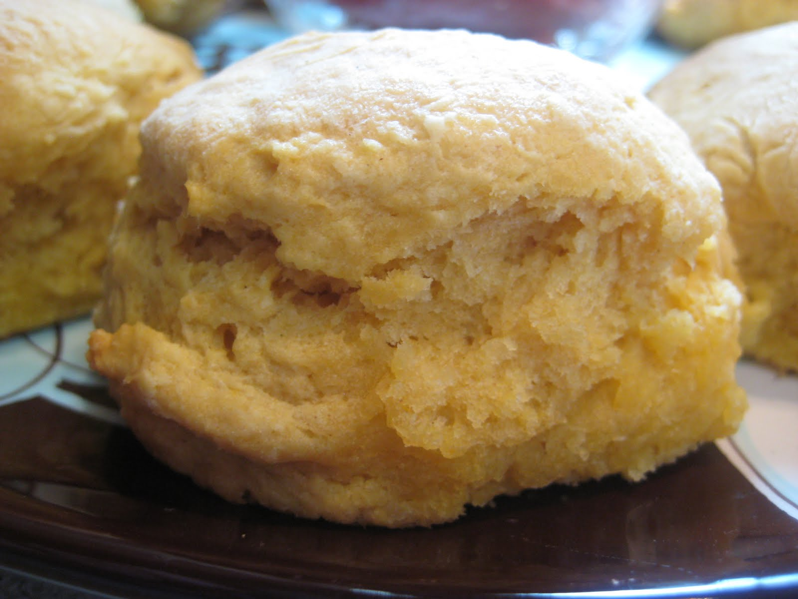 One Couple's Kitchen: Sweet Potato Biscuits