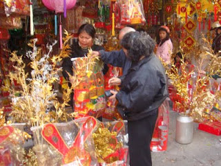 The traditional New Year ceremony in Vietnam-ong Cong ong tao