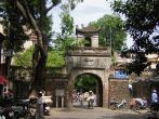 Quan Chuong city gate