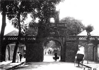 Quan Chuong city gate -  a beauty of Hanoi 1000 years old