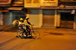 Hanoi winter night -  the pictures of Hanoi daily