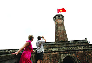 Story in Hanoi Flag Tower- A sacred symbol of Hanoi
