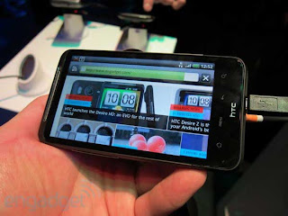 HTC Desire HD reviews- Best smartphone with new feature