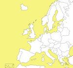 Países europeos y sus capitales