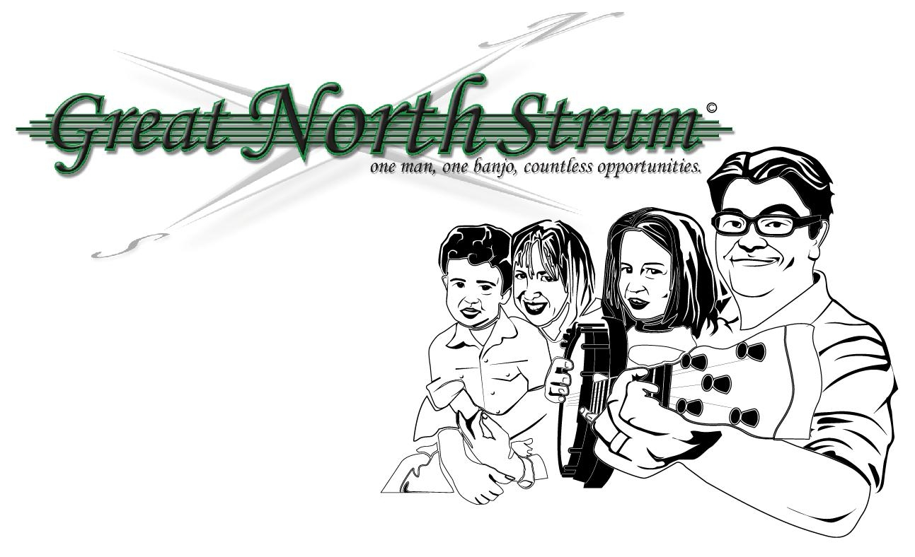The Great North Strum©