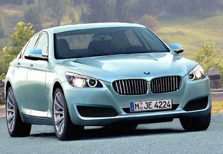 Bmw 5 Series Obtain Uppermost Rankings In Iihs Assessment