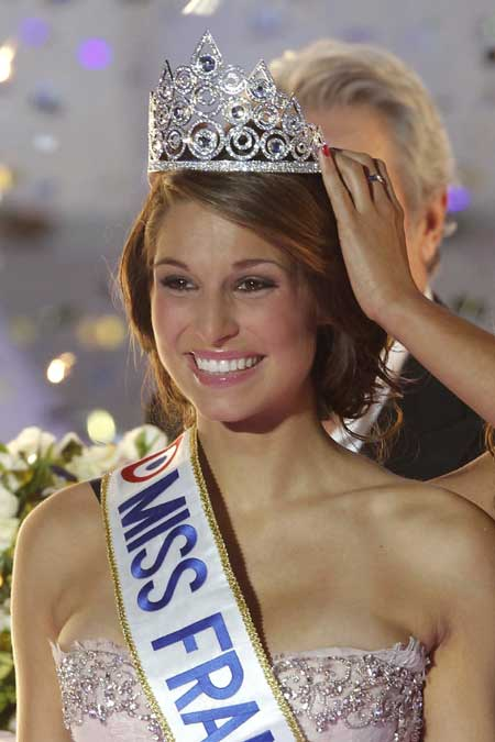 PAGEANT UPDATES: Miss Universe 2011 Contestant - MISS FRANCE ...