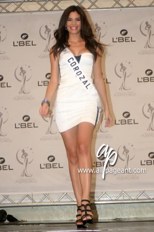 Miss Universe 2011 Contestant - MISS PUERTO RICO UNIVERSE 2010 - Viviana