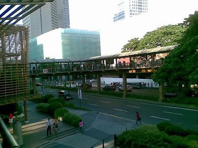 greenbelt mall pulubing magsasaka