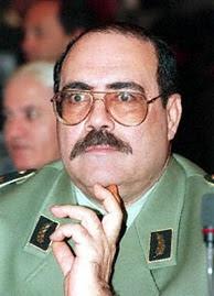 الفريق محمد العماري، قائد هيأة أركان الجيش الجزائري السابق