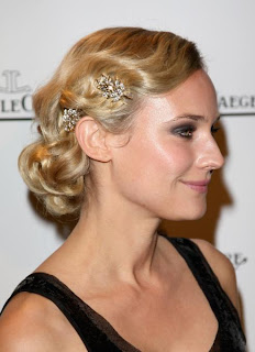 Bridesmaids will want to choose hairstyles