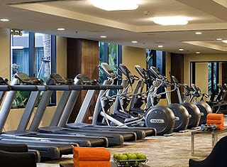 Novotel Suvarnabhumi Airport Hotel Fitness Center