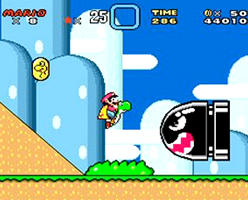 Novo Jogo Super Mario World