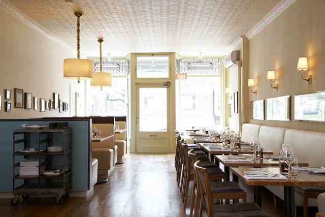 Toronto para insiders grace restaurant em