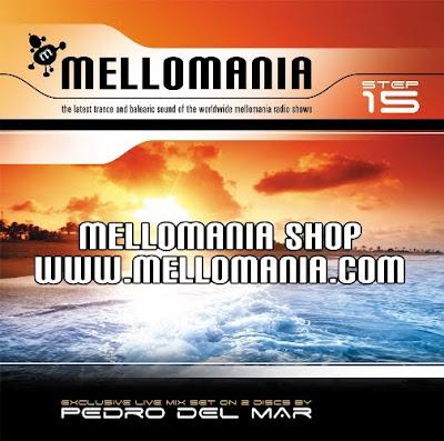 Pedro Del Mar - Mellomania Deluxe 401