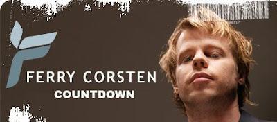 Ferry Corsten - Corsten's Countdown 122 (28-10-2009)