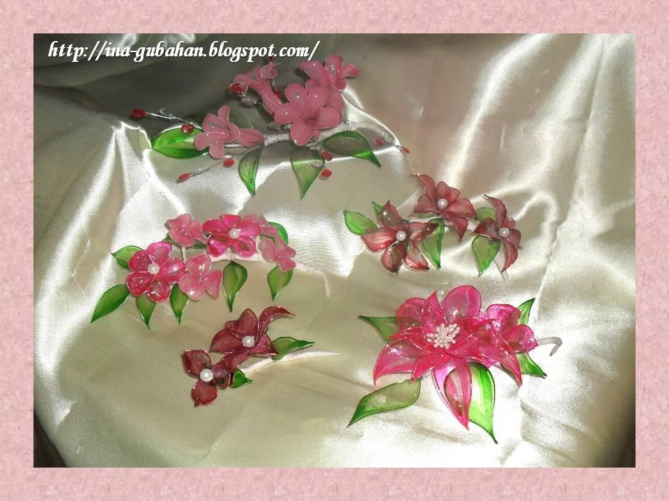 pandan prima amp bunga bunga yang lain buat sendiri seronok pulak bila ...