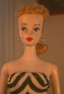 Barbie doll 1960