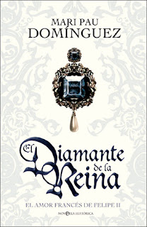 El diamante de la reina - Mari Pau Domínguez [DOC | PDF | EPUB | FB2 | LIT | MOBI]