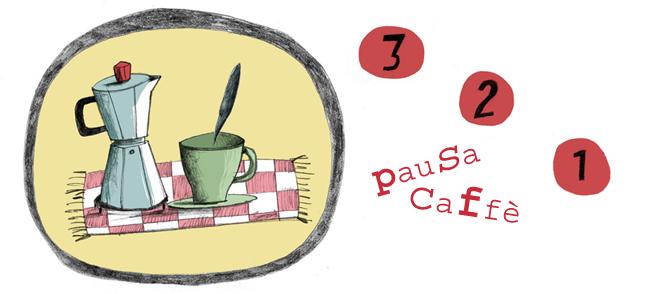 3 2 1 pausa caffe