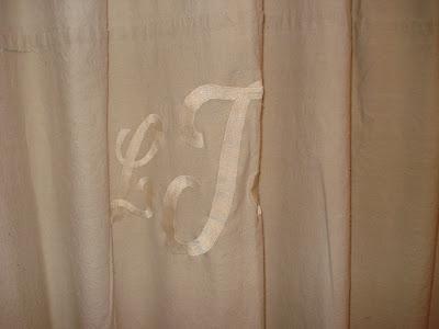 Skitzo Leezra Studio Shower Curtain From A Drop Cloth