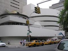 R. Guggenheim Museum, NY