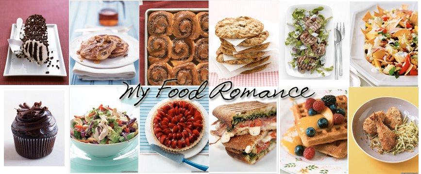 My Food Romance