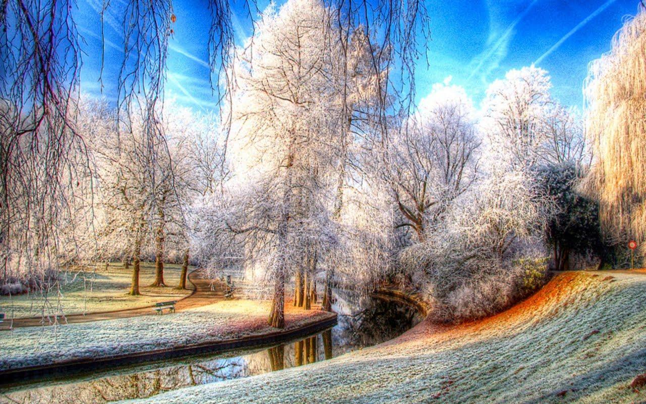 Imagini Frumoase pentru Desktop -Wallpapers Iarna