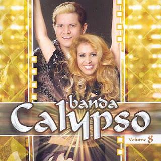 Banda Calypso Eternos Namorados