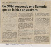 UFO y Gran Explosion en Iowa D+Vasco+1984
