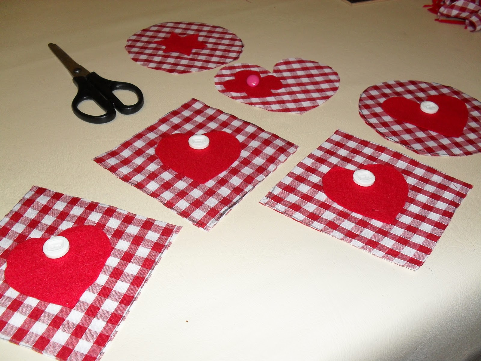 ... and simple life: christmas countdown - sewing decorations for the tree
