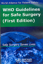 GUIDELINE SAFE SURGERY OMS