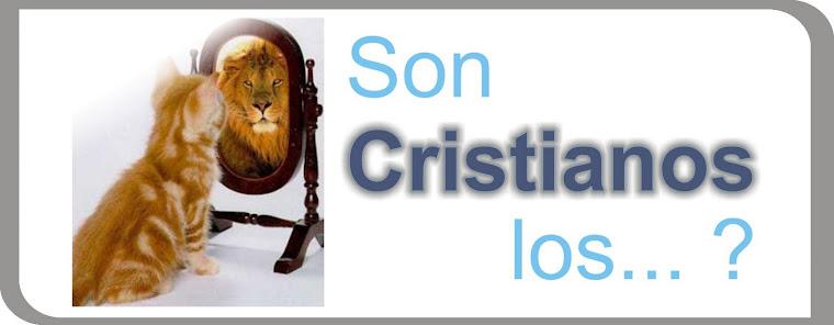 son cristianos los...