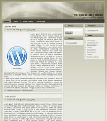3 column free blogger wp theme