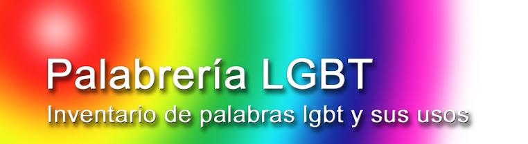 Palabrería LGBT