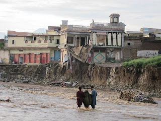 Pakistan floods fundraising anthology
