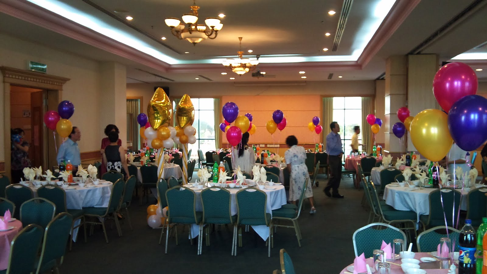 Party Decorations For 80th Birthday Party Image Inspiration of