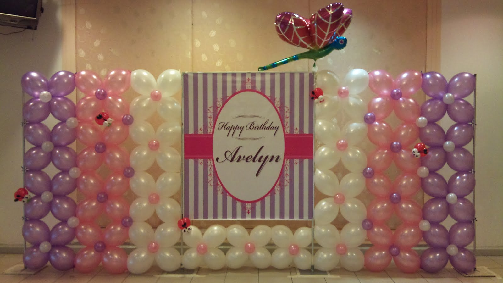 Balloon decorations for weddings birthday parties for Balloon decoration in chennai