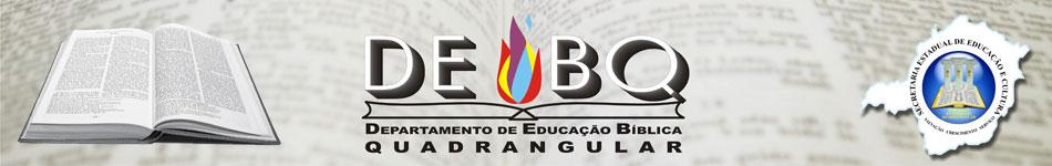 Departamento de Educação Bíblica Quadrangular MG