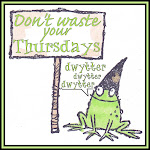 "Don't Waste Your Thursdays! ""DWYT""TER jij mee?"